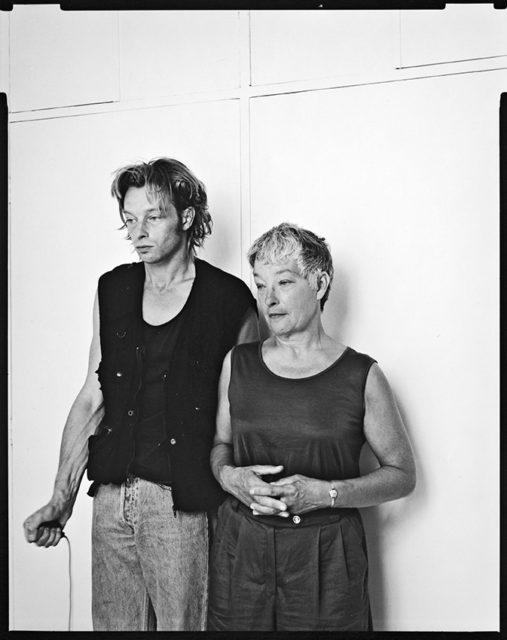 Koos en Riet Breukel, Kijkduin, 1993