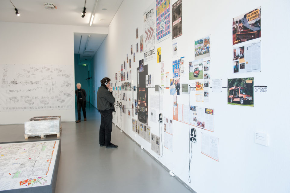 Preview Exhibition, Museum Boijmans van Beuningen, 2016