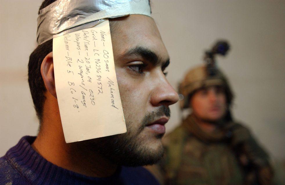 2004-01-18. Iraq, Samarra.