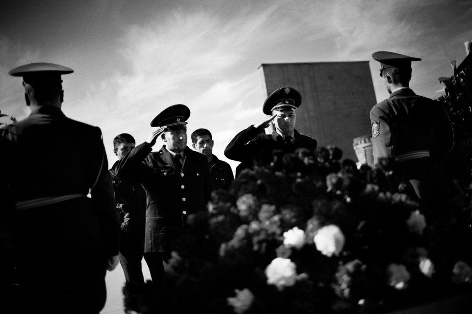 Nagorno-Karabakh, 24-04-2011.