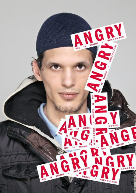 ANGRY campaign - Izz