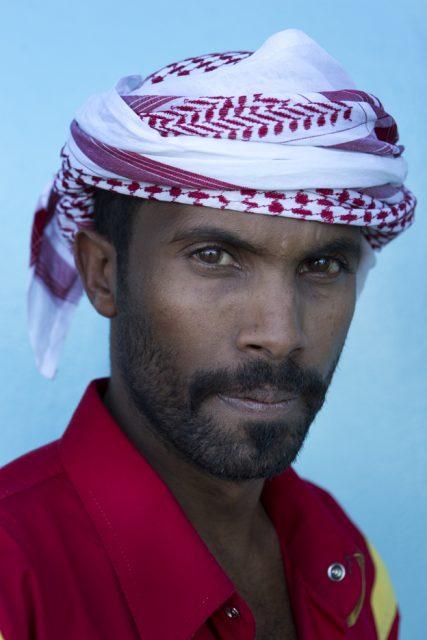 Saleh Nasser, Dredge Master