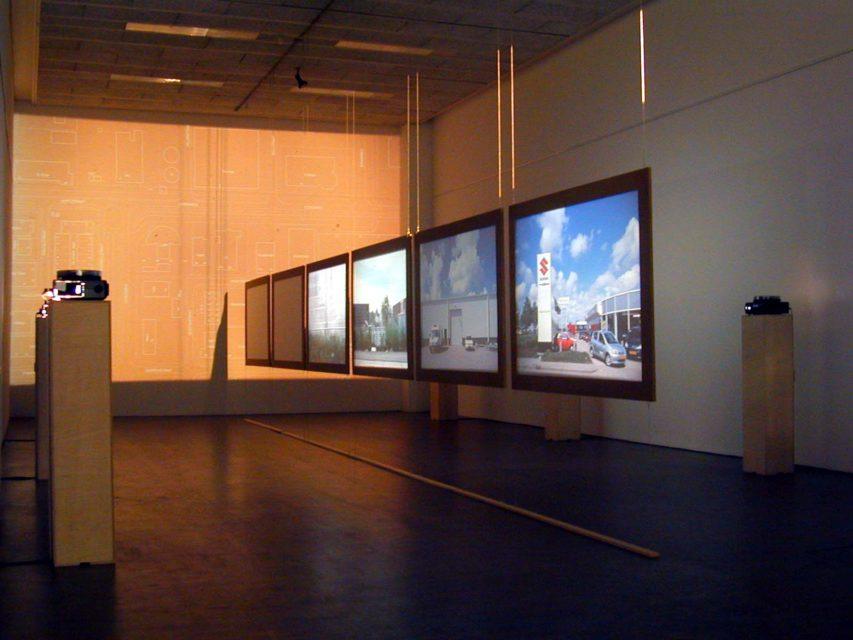 Luuk Kramer, Panorama Baanstee and De Koog