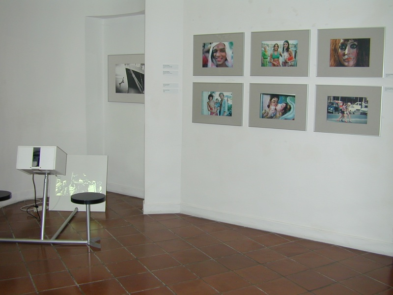 Long Live Me! at Galleria Civica, Modena, Italy, 2001.