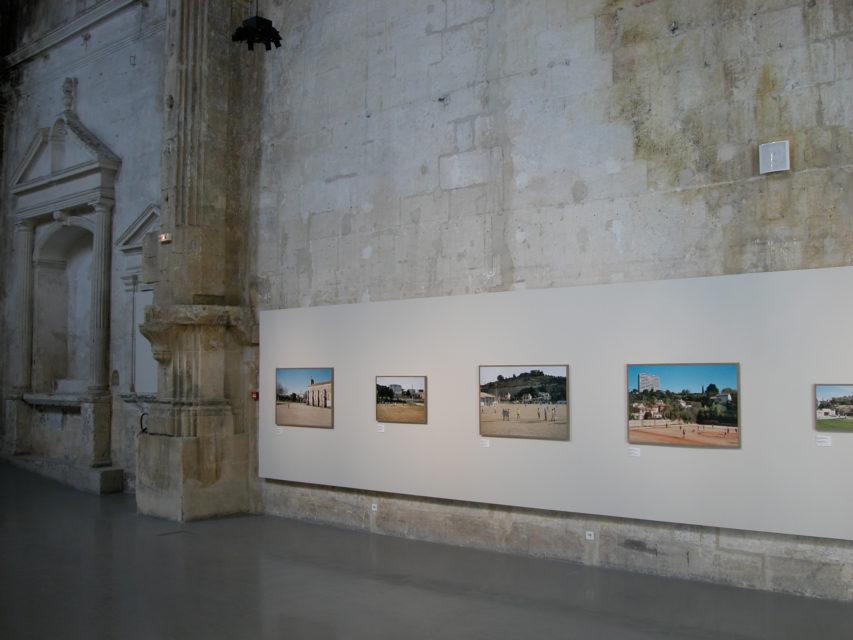 Hollandse Velden at Rencontres d'Arles, 2004