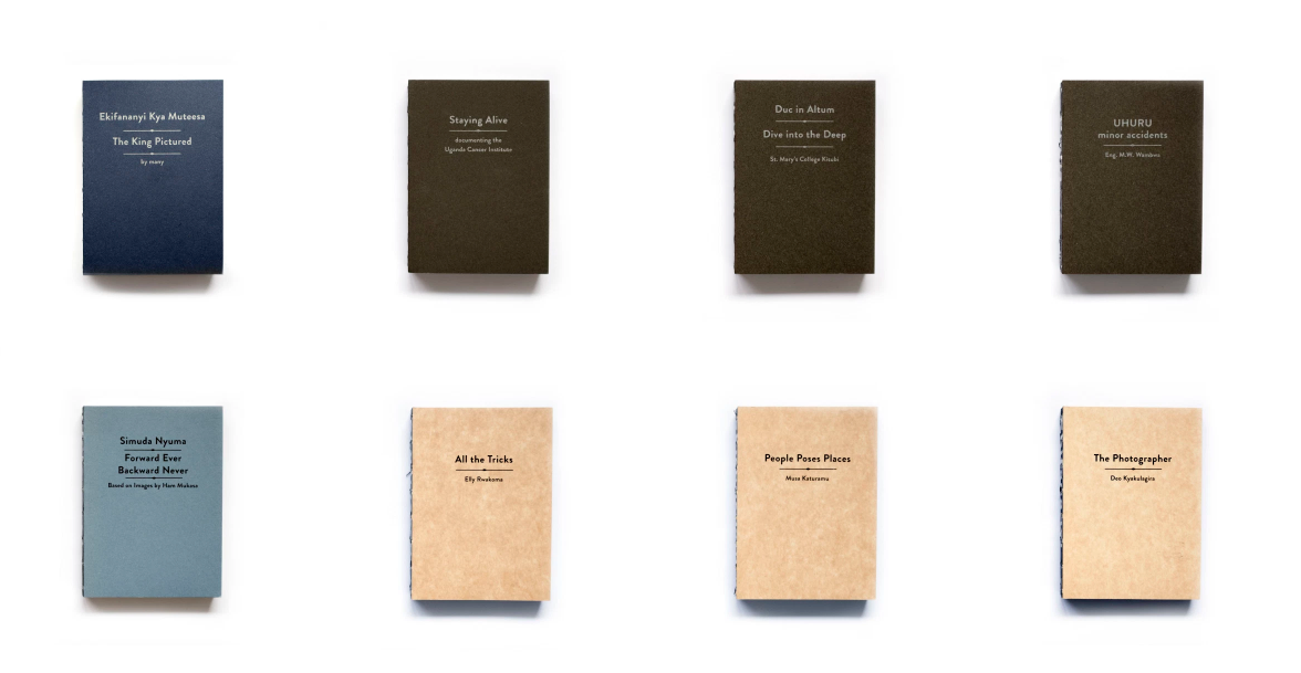The complete Ebifananyi book series by Andrea Stultiens.
