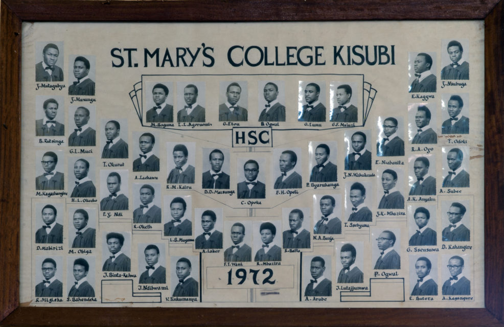 Photo from Ebifananyi VI – Duc in Altum – Dive into the Deep – St. Mary's College Kisubi