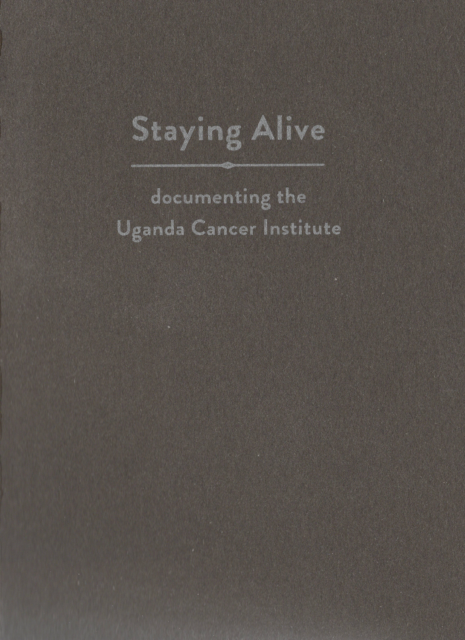 Front cover of Ebifananyi VII - Staying Alive