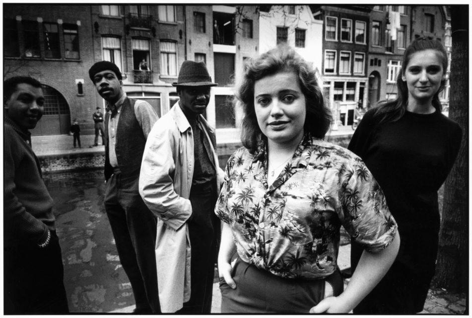 Amsterdam, 1956