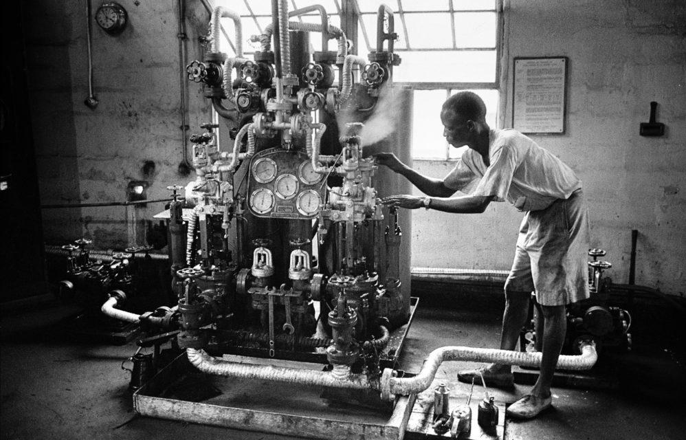 Nigeria, 1959.