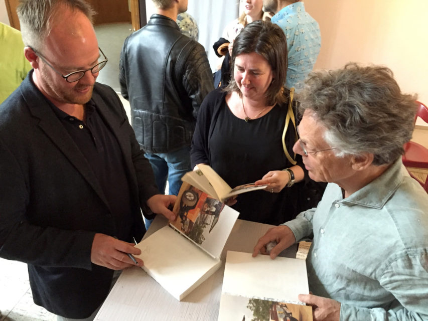 Turtle 1 book launch at Boijmans van Beuningen, Rotterdam