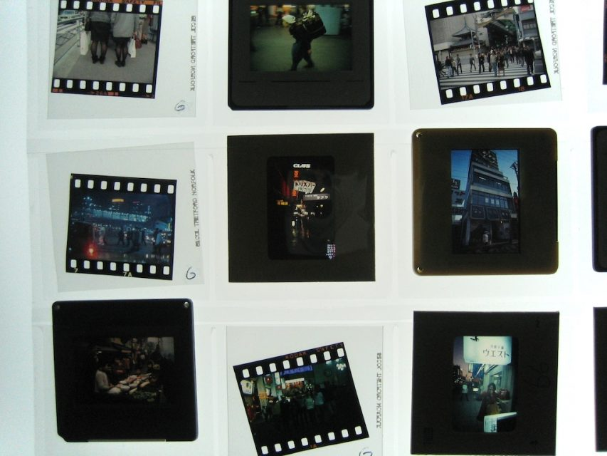 Selection of the 1,600  images by Van der Elsken.