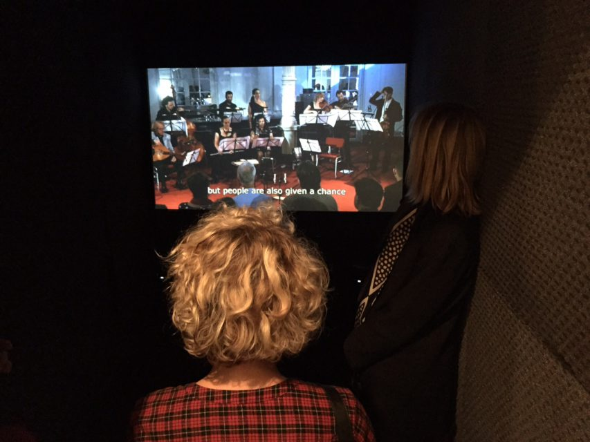 Mini Opera: A Postcard from Aleppo 