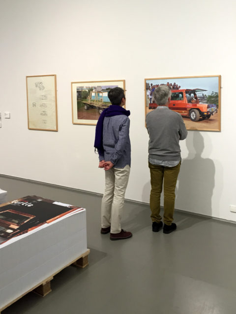 Opening Preview Exhibition, Museum Boijmans van Beuningen, 2016
