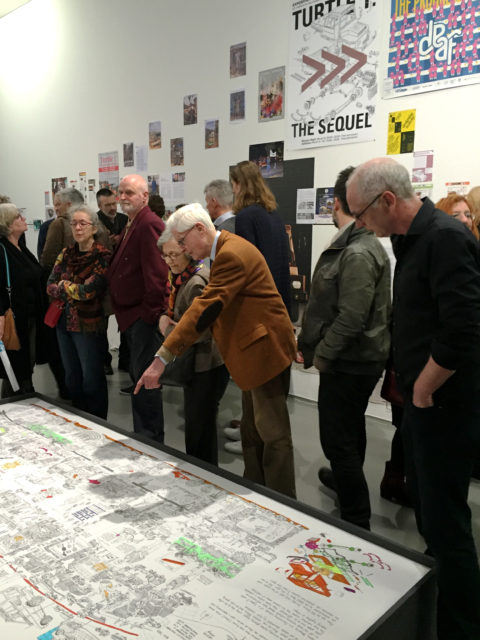 Opening Preview Exhibition, Museum Boijmans van Beuningen, 2016