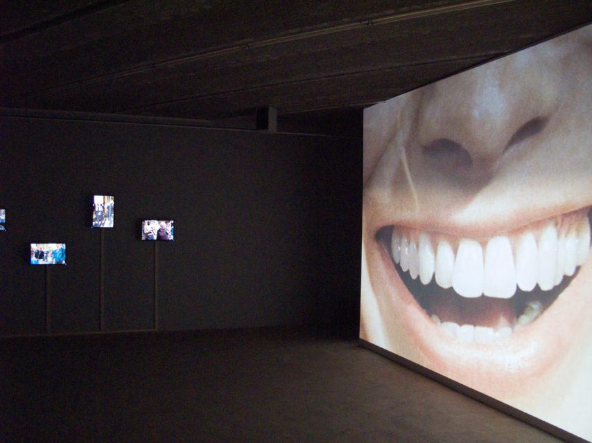 Installation Three Shadows, 2009