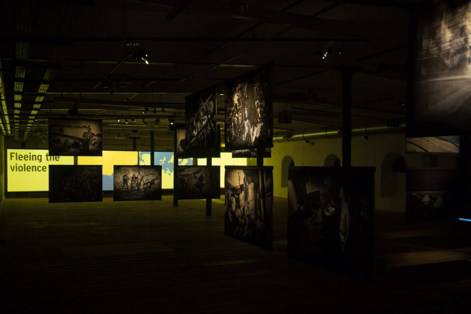 Via PanAm at Fotofestiwal Lodz, Poland (2016)