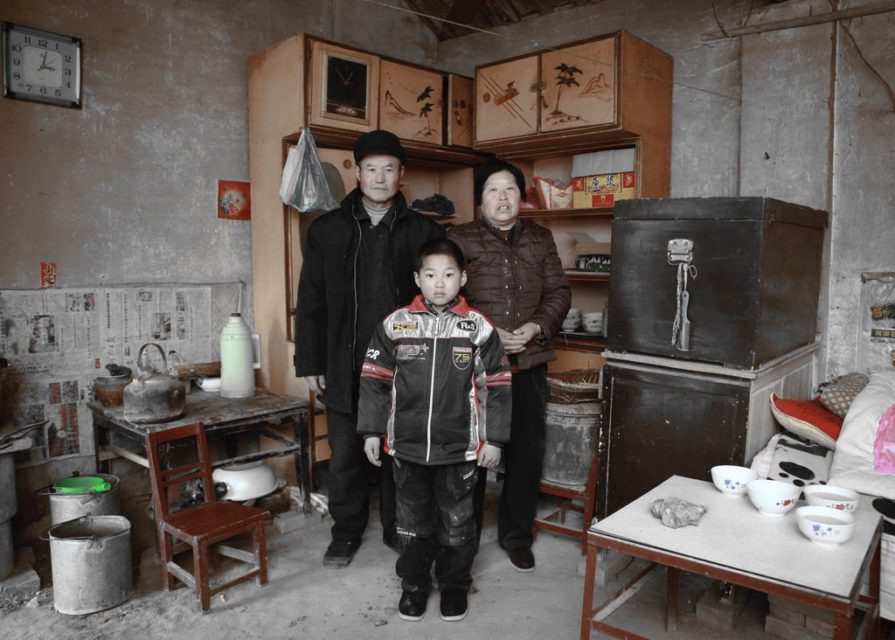 Archives of Orphans, China, 2005