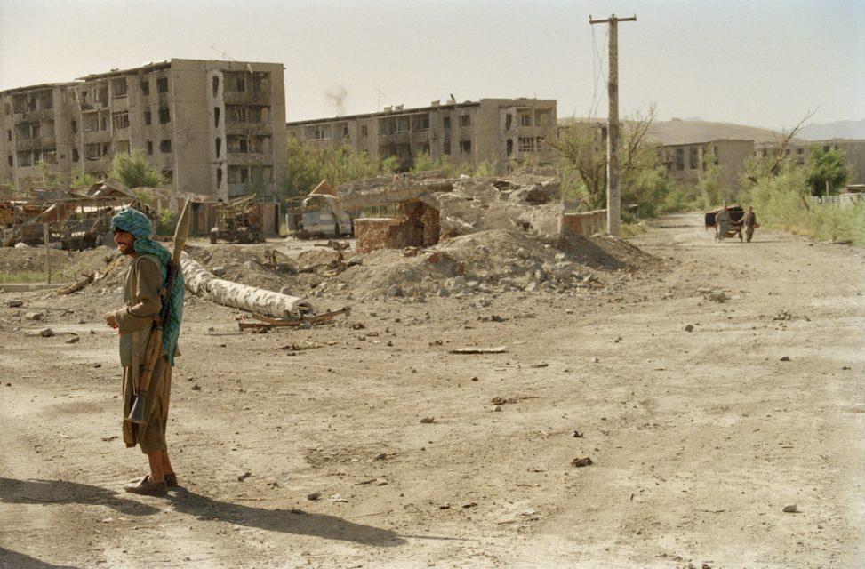 Afghanistan, 1993 - 1996