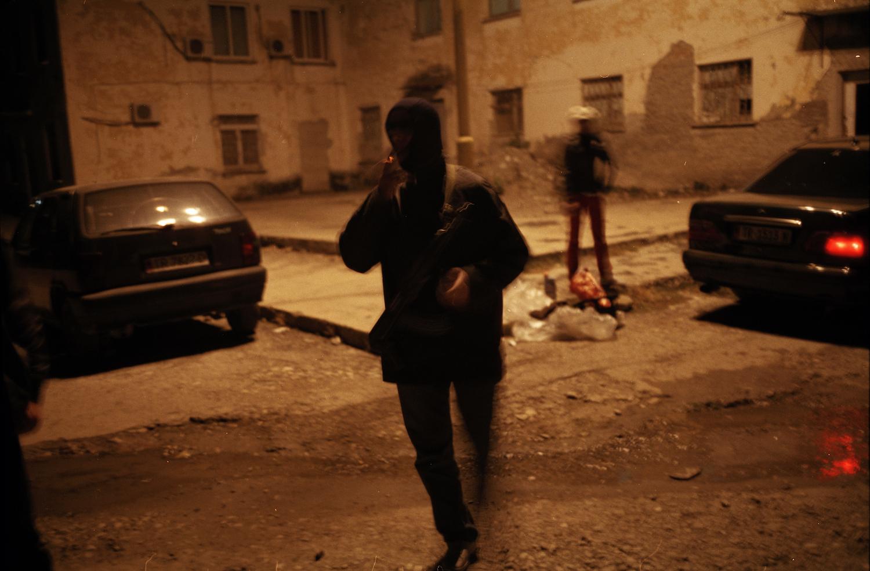Albania, 2008. Albanian organised crime groups are hybrid organisations.