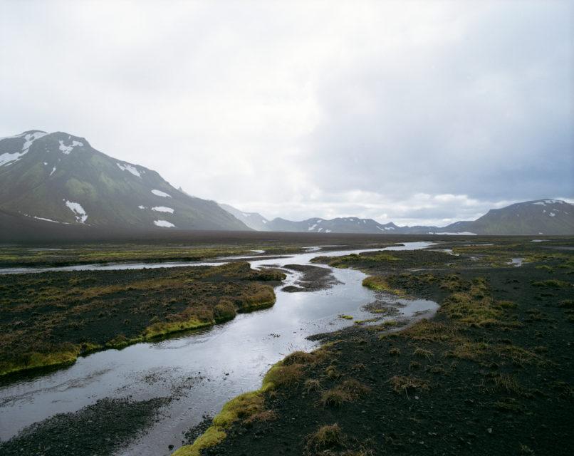 From the Unwired Landscapes series: Langisjór 3