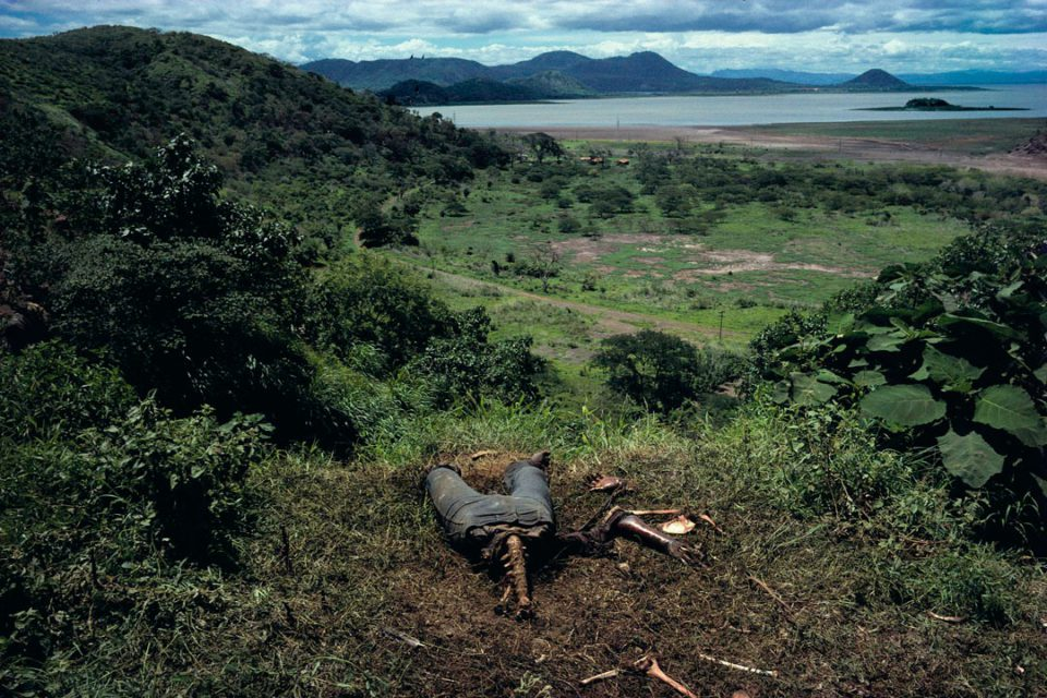 Reframing History, Nicaragua, 2004.