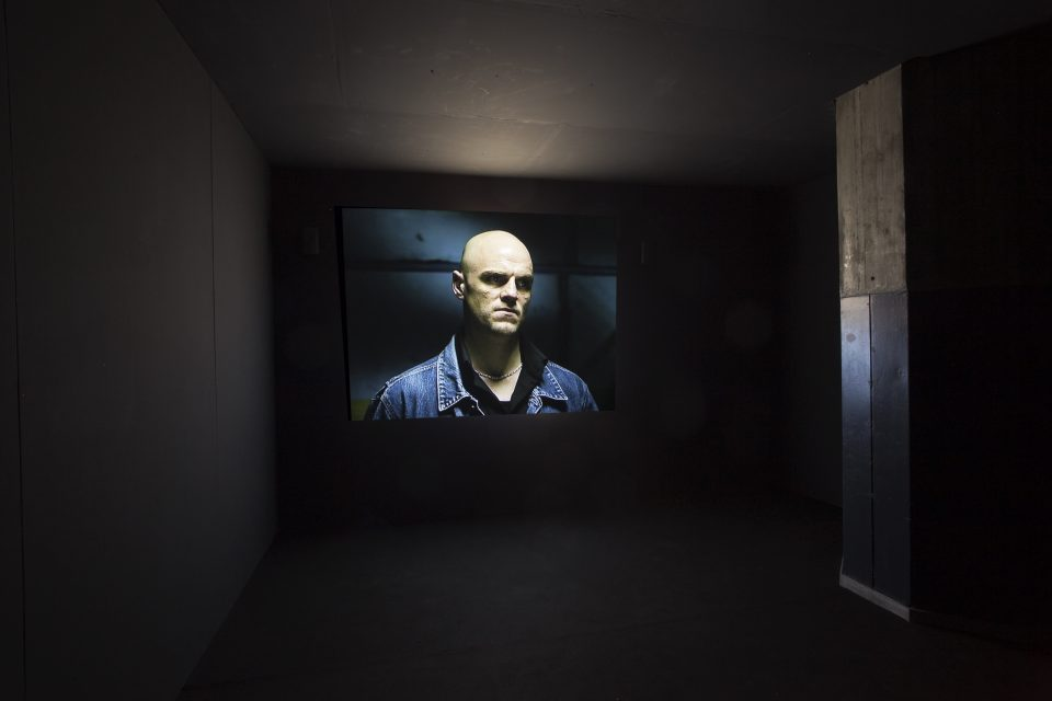 Installation shot of ANGRY  at Nederlands Fotomuseum Rotterdam 2011