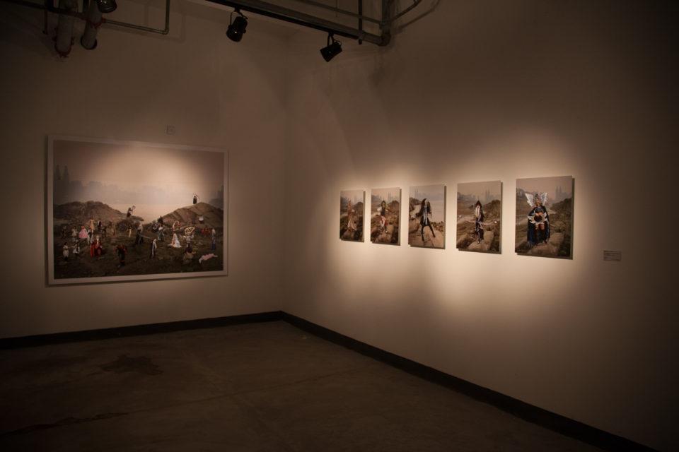 WATW at Dutch Cultural Centre, Shanghai (2010)
