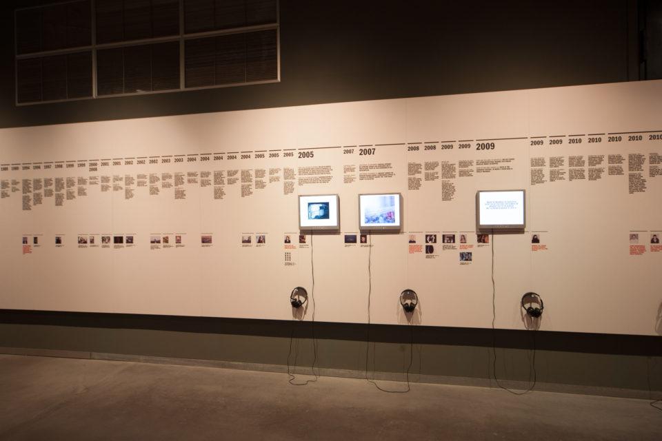 Timeline, ANGRY, Nederlands Fotomuseum Rotterdam, 2011