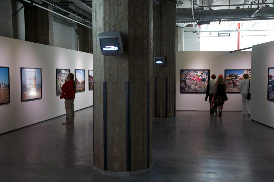 So Blue So Blue at Nederlands Fotomuseum, Rotterdam, 2008
