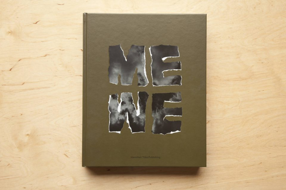 Front cover Me We, 2013