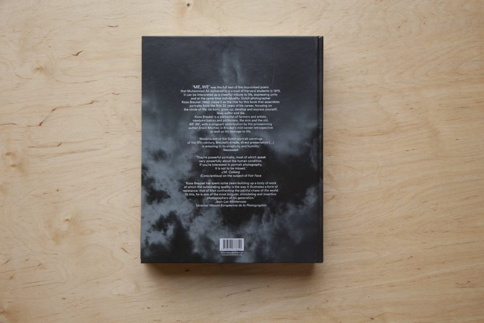 Back Cover Me We, 2013