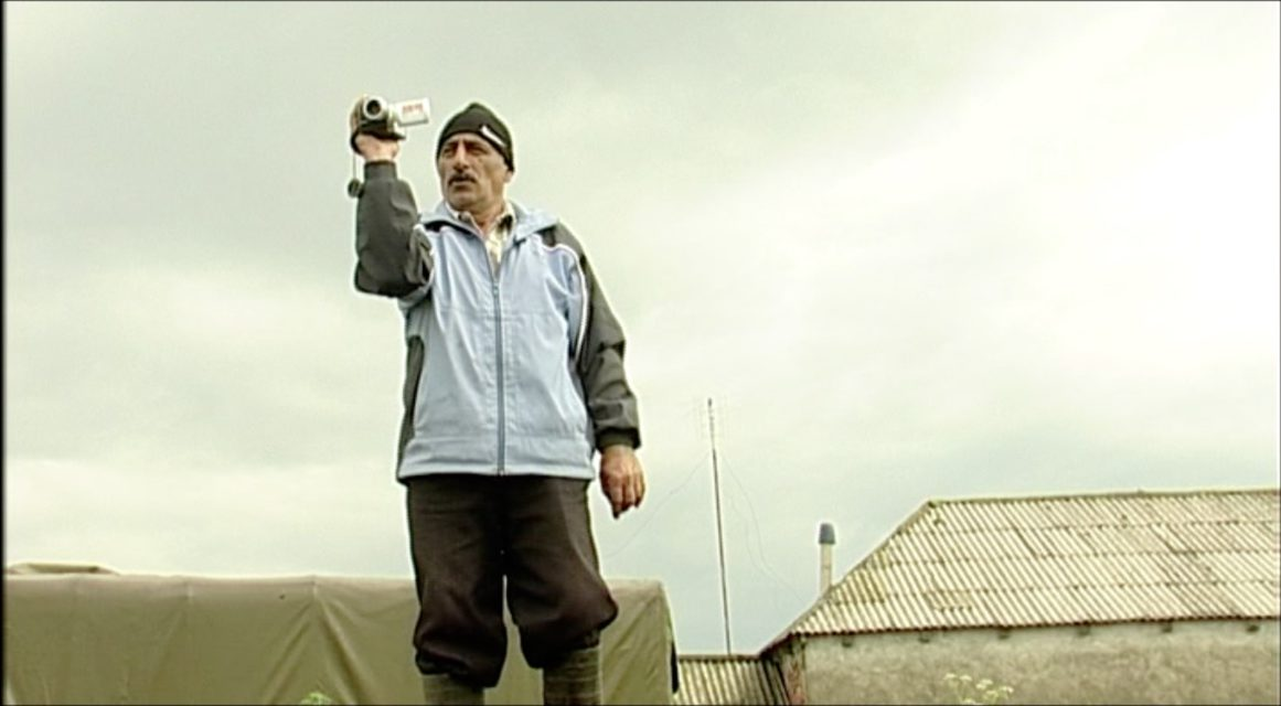 Still from the documentary film From Home to Home
