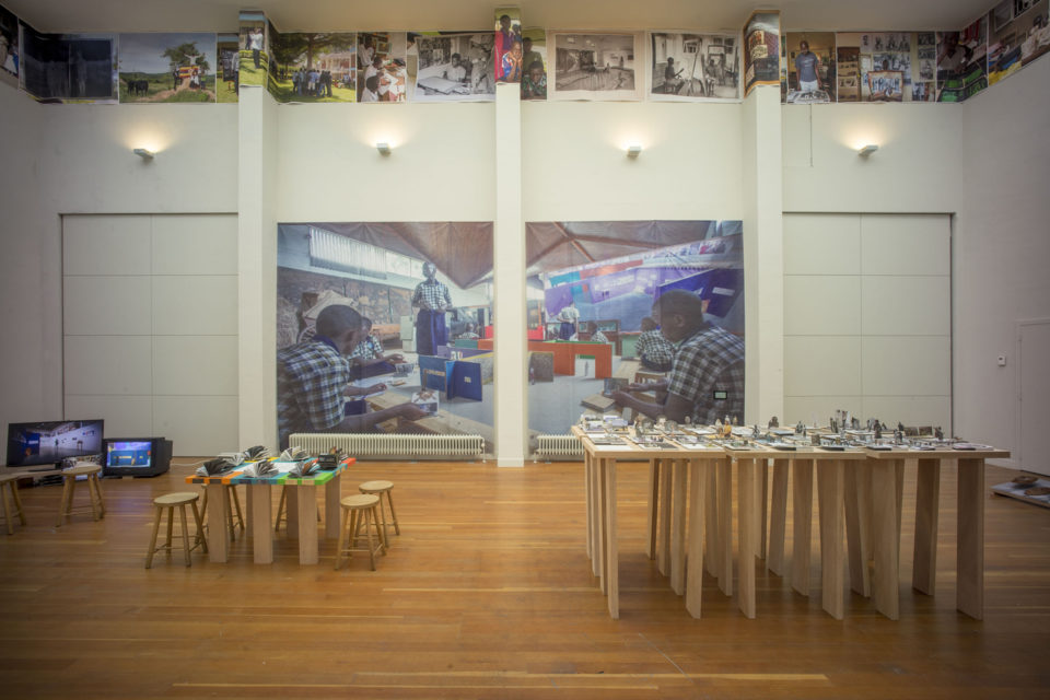 Mutualities at Gallery Royal Academy of Art, The Hague (2018)
