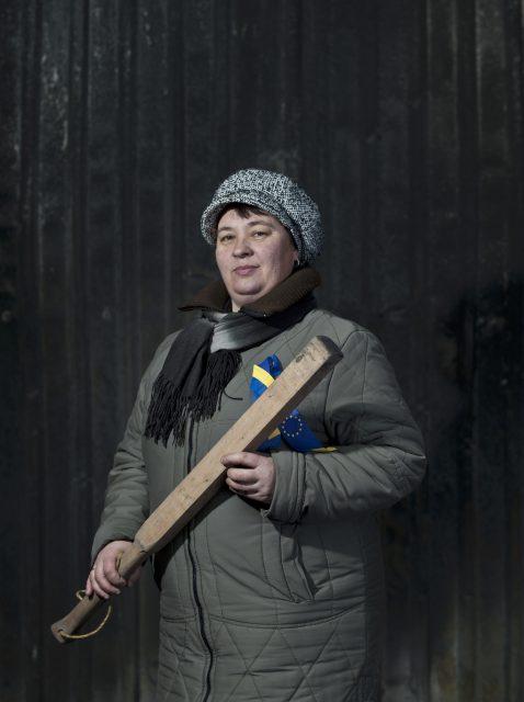 Olga Skevchyshyn, 2014