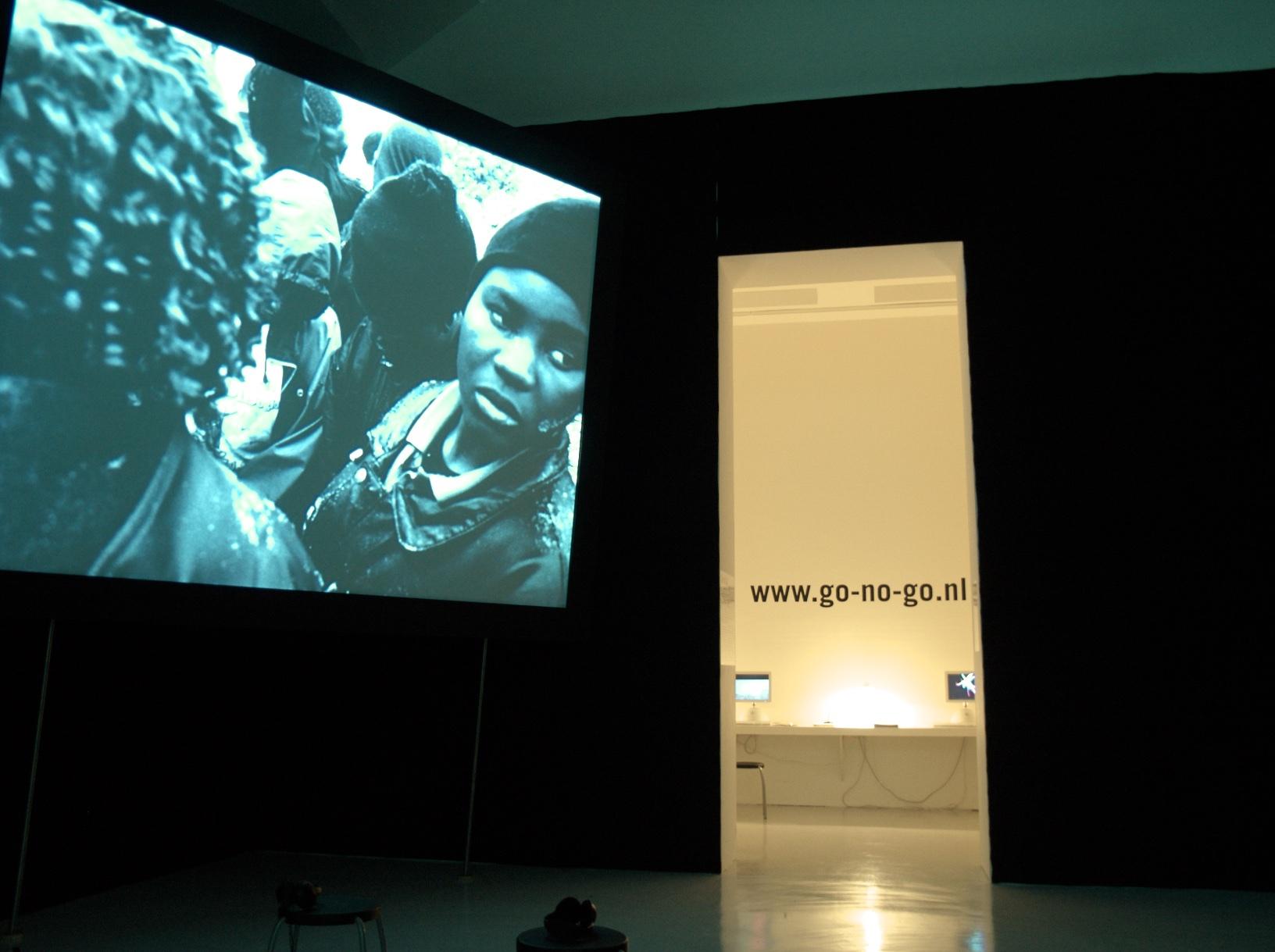 Go No Go at La Criée, Centre d'Art Contemporain, Rennes