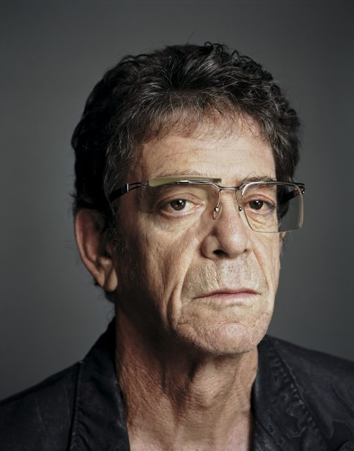 Lou Reed, Amsterdam, 2007.