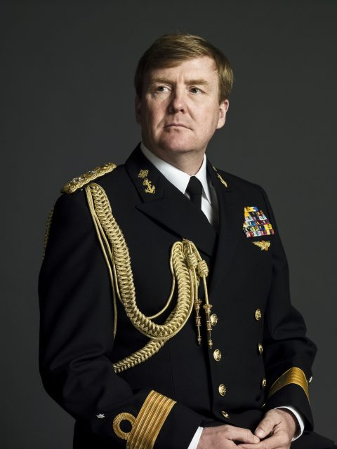 King Willem-Alexander, Wassenaar, 2012.