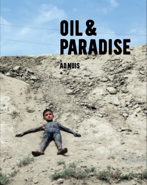 Oil & Paradise book available as print-on-demand at Blurb.