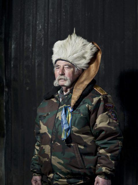 Taras Antonovych Senyk, 2014