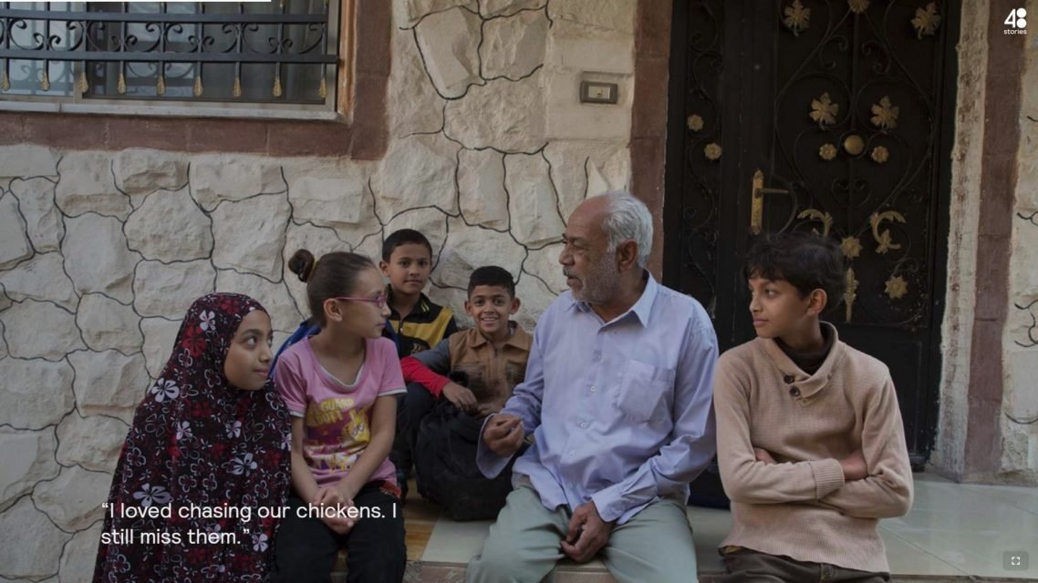 The Story of Fakhri Yousef Mohammed Eltelawi