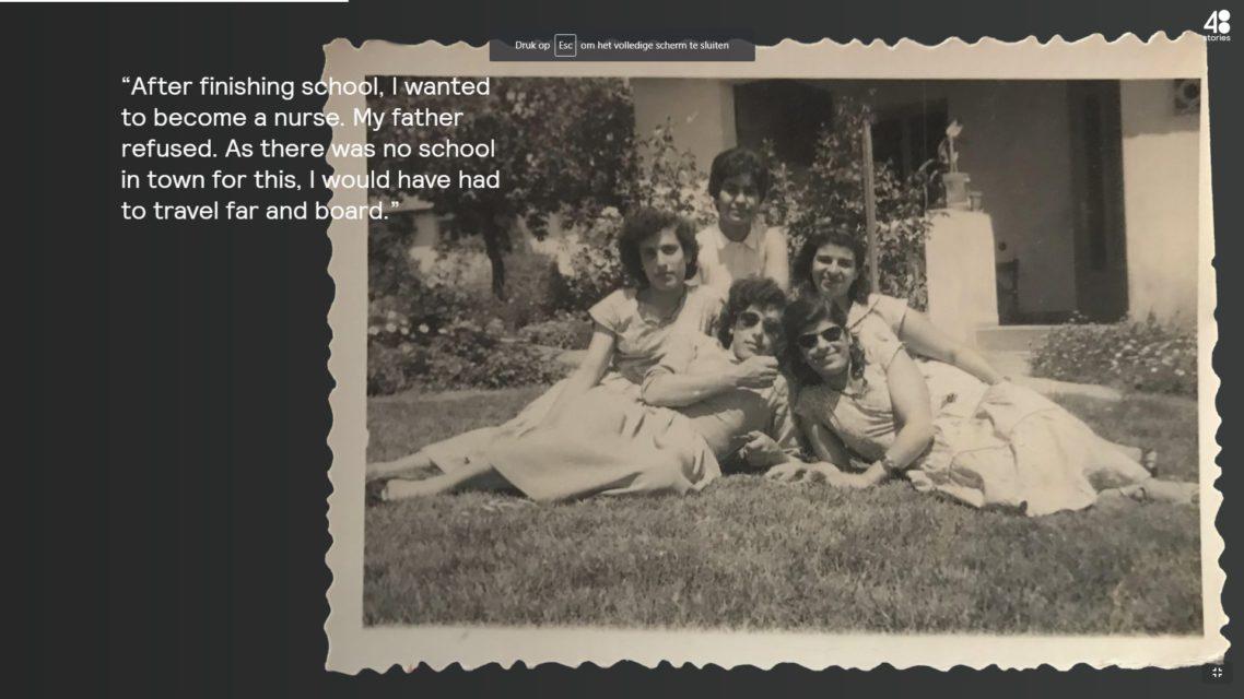The Story of Marie Hanna Assad Aboud Bishara