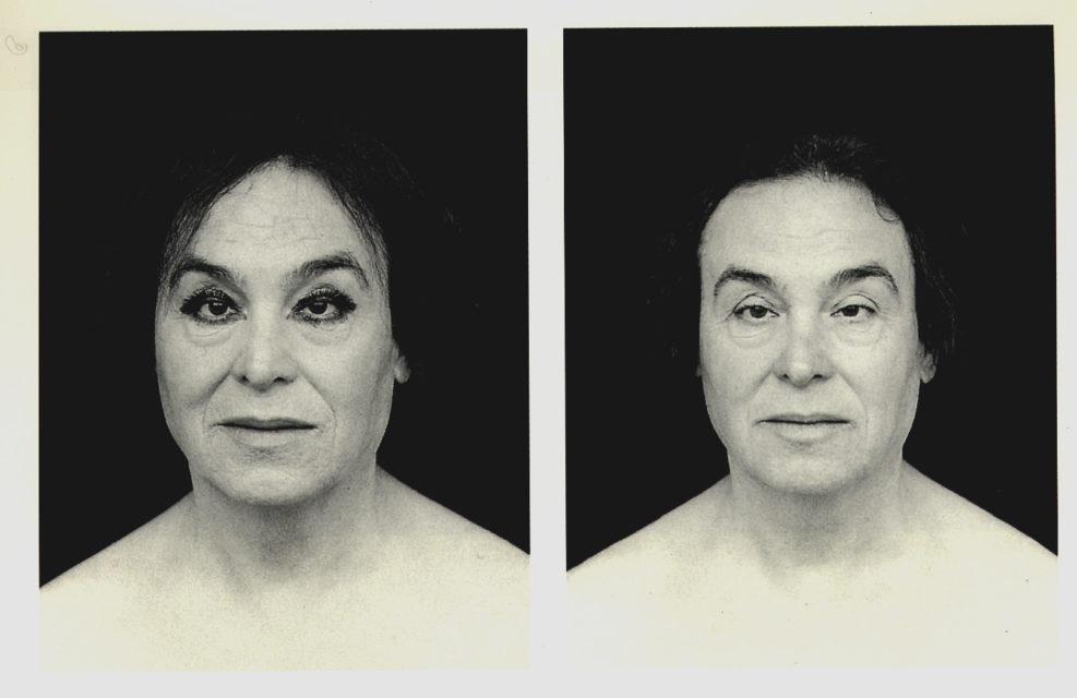 Violeta la Burra, 1994.