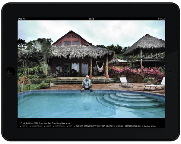 Via PanAm iPad app