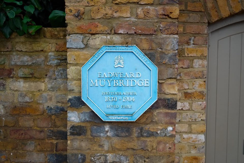Teerinks research; the Muybrigde House on Liverpool Street in Kingston-upon-Thames, UK