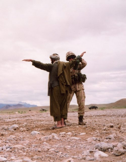 The Road from Tarin Kowt to Boeman // Afghanistan 04.2009