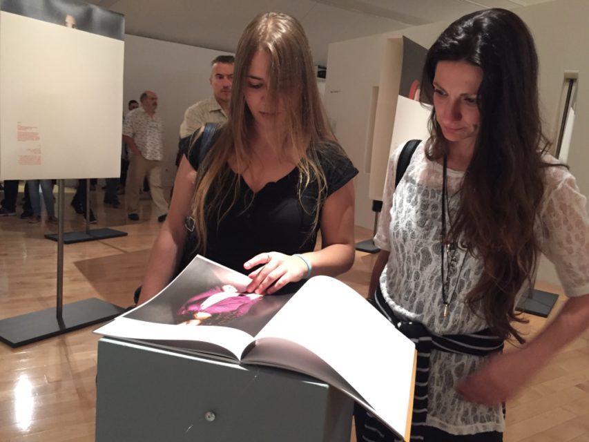 Opening Women We Have Not Lost Yet at Benaki Museum, Athens 2016