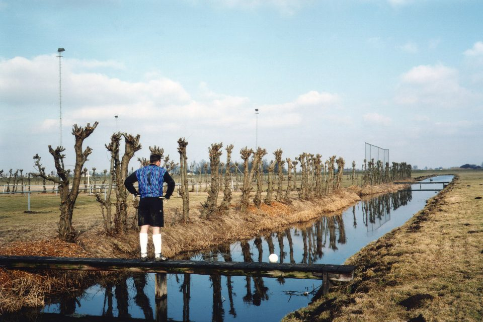 Nederland, Hoogmade, M.M.O. 3 - Alkmania 3, 1996
