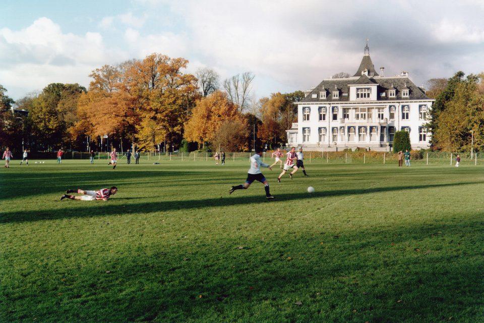 Nederland, Haarlem, H.F.C. 2 - Waterloo 2, 1995