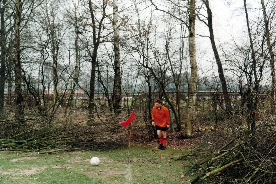 Nederland, Glanerbrug, S.V. Sportlust - Achilles, 1996